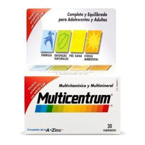 MULTICENTRUM 30 comp.