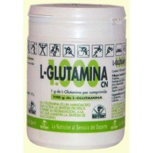 L-GLUTAMINA 100 COMPRIMIDOS NUTRISPORT