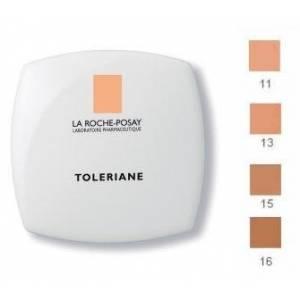 La Roche Posay Toleriane Fondo de Maquillaje Compacto, 9g