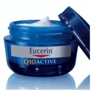 Eucerin Cutis Sensible Q10 Active Noche, 50ml