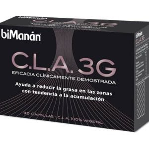 BIMANÁN CLA 3G 90 CAPS.