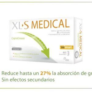 XLS MEDICAL CAPTAGRASAS 60 comp.
