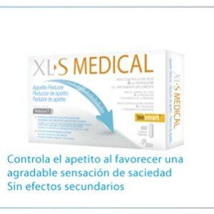 XLS MEDICAL REDUCTOR DEL APETITO 60 COMP.