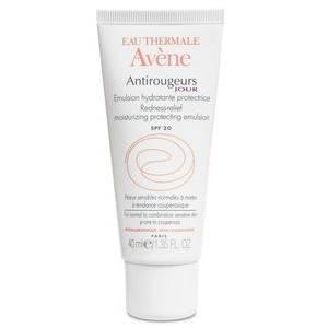 Avene Antirougeurs Día Emulsión Hidratante protectora SPF20 Piel Normal/Mixta, 40ml