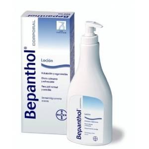 Bepanthol Loción Hidratante Dexpantenol, 400ml