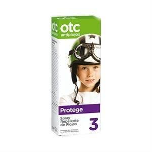 OTC Antipiojos Spray Repelente de Piojos, 125ml