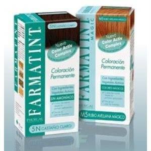 Farmatint 5N Castaño claro, 130ml