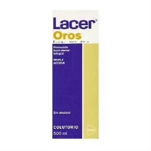 Lacer Oros Colutorio, 500ml