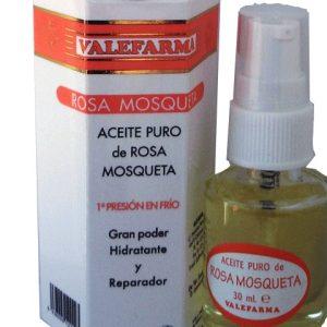 ACEITE DE ROSA MOSQUETA VALEFARMA 30 ML