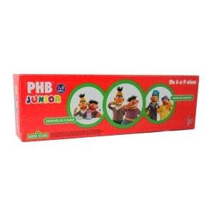 PHB Junior Pasta Dental 6-9 años Sabor Fresa, 75ml