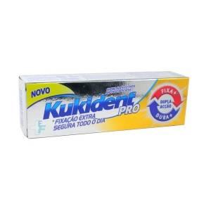 Kukident Pro Doble Acción Crema Adhesiva Dentadura Postiza, 40g