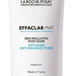 EFFACLAR MAT HIDRATANTE ROSTRO SEBO-REGULADORA, 40 ML