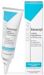 Ducray Keracnyl Crema Reguladora Piel Grasa,30ml