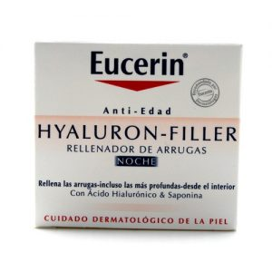 Eucerin Hyaluron Filler Noche, 50 ml