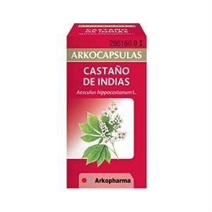 Arkocápsulas Castaño de Indias, 50 Cápsulas