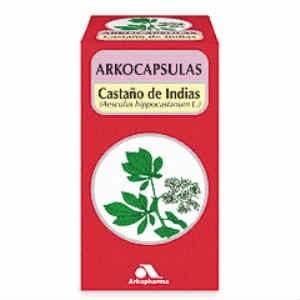 Arkocápsulas Castaño de Indias, 84 Cápsulas