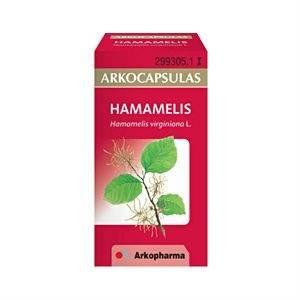 Arkocápsulas Hamamelis 220mg Circulación, 100 Cápsulas