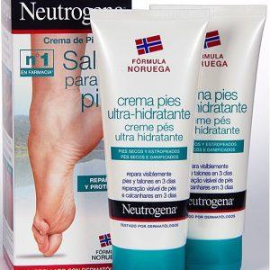 Neutrogena crema pies ultra-hiratante 100 + 100ml