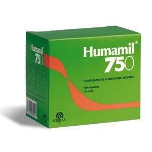 Aquilea Humamil 750 mg, 90 Cápsulas