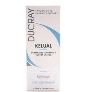 Ducray Kelual Emulsión Dermatitis Seborreica Costra Láctea, 50ml