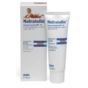 Nutraisdin Crema Facial SPF15, 50ml