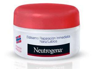 Neutrogena Bálsamo Reparador Intensivo Labios y Nariz, 15ml