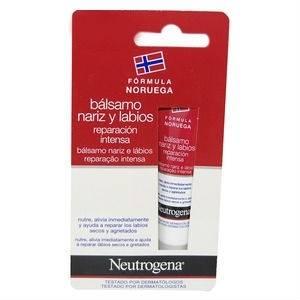 Neutrogena Bálsamo Nariz y Labios, 15ml
