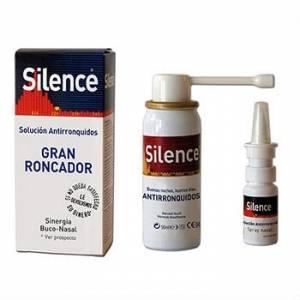 Silence Gran Roncador Spray Nasal 15ml + Aerosol 50ml