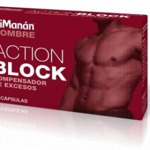 BIMANAN ACTION BLOCK HOMBRE 36 CÁPSULAS