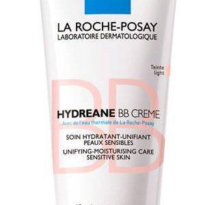 La Roche Posay Hydreane BB 5 en 1 tono medio, 40 ml