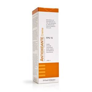 Martiderm Crema Antioxidante SPF15, 50ml