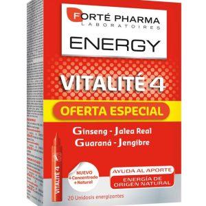 Energia y vitalidad Forte pharma Promocion 20 uds