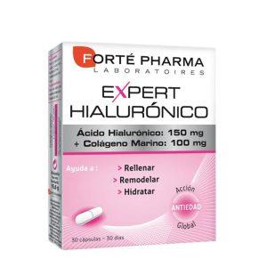 Expert Hialurónico  Forte pharma, 30 caps