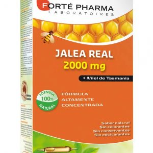 Forte Pharma Jalea Real 2000mg, 20 Ampollas
