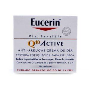 Eucerin Q10 active crema día 50 ml