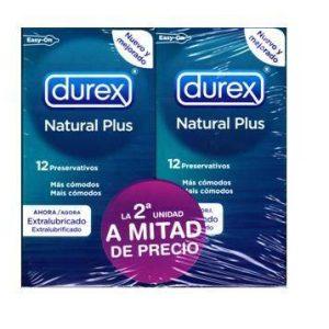 Promoción Durex Preservativos Easy On, 12 + 12Ud
