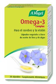 OMEGA-3 A.Vogel 30 Capsulas