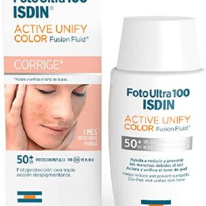 Isdin Fotoultra Unify 100 Color (SPF50+) 50ml