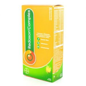 Redoxoncomplex Naranja, 30 comp. efervescentes