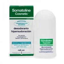 Somatoline Hipersudoración, 30ml