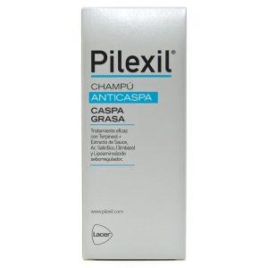 Pilexil Champú Anticaspa Grasa, 300ml