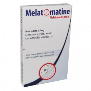 Melatomatine 50 comp.