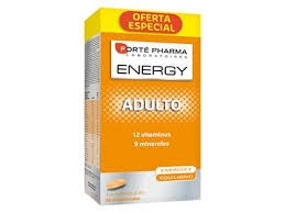 Promoción Adulto Energy Forte Pharma, 56 comp.