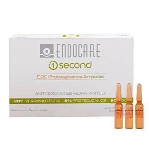 Endocare C20 Ampollas Proteoglicanos, 30 uds.