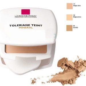 La Roche Posay Toleriane Fondo de Maquillaje Compacto 13, 9g