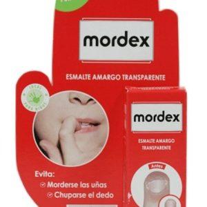 Mordex Esmalte Amargo Uñas, 9 ml