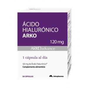 Ácido Hialurónico  Arko, 30 caps