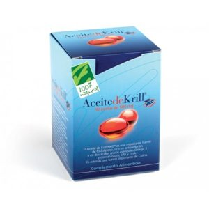 Aceite de krill NKO 90 capsulas, Cien por cien Natural