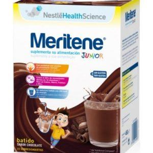 Meritene Junior Chocolate, 15 sobres
