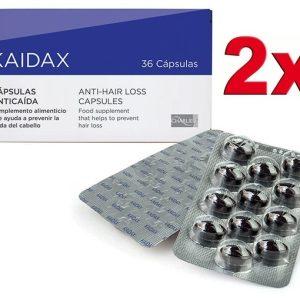 Kaidax 2 x 60 cápsulas